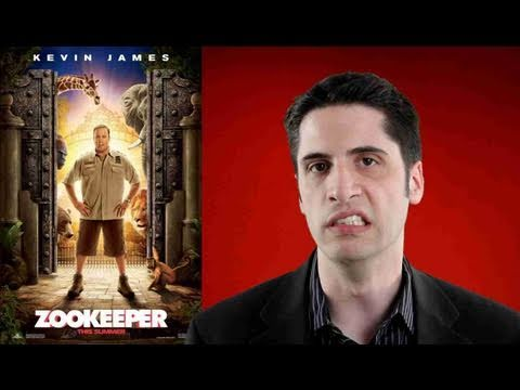 Zookeeper movie review