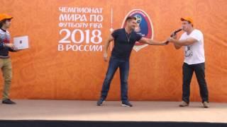 видео: Алексей Немов прыгает сальто