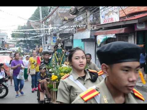 SIGHTS AND SOUNDS: Sto. Nino de Cebu procession 2017