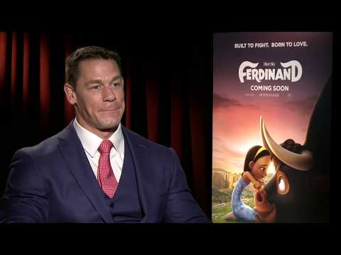 Ferdinand: John Cena Exclusive Interview
