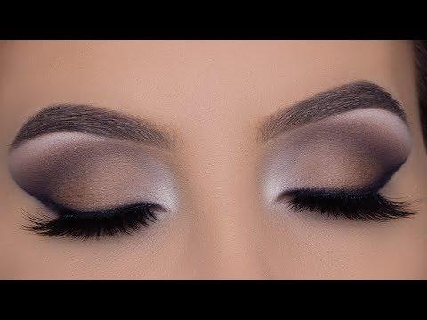 Cool Toned Classic Bridal Eye Makeup Tutorial thumbnail