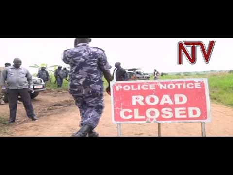 Women strip to protest land give-away in Amuru