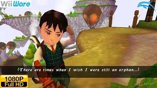 The Island of Dr. Frankenstein - WiiWare Wii Gameplay 1080p (Dolphin GC/Wii Emulator)
