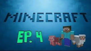 Minecraft español episodio 4 (1.8) -Vacas del diablo