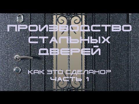 """Производство стальных дверей. ООО """"Ваша рамка"""", Беларусь."""