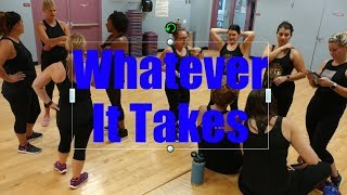 Whatever It Takes - Imagine Dragons  | Dance Fitness | ashley jabs