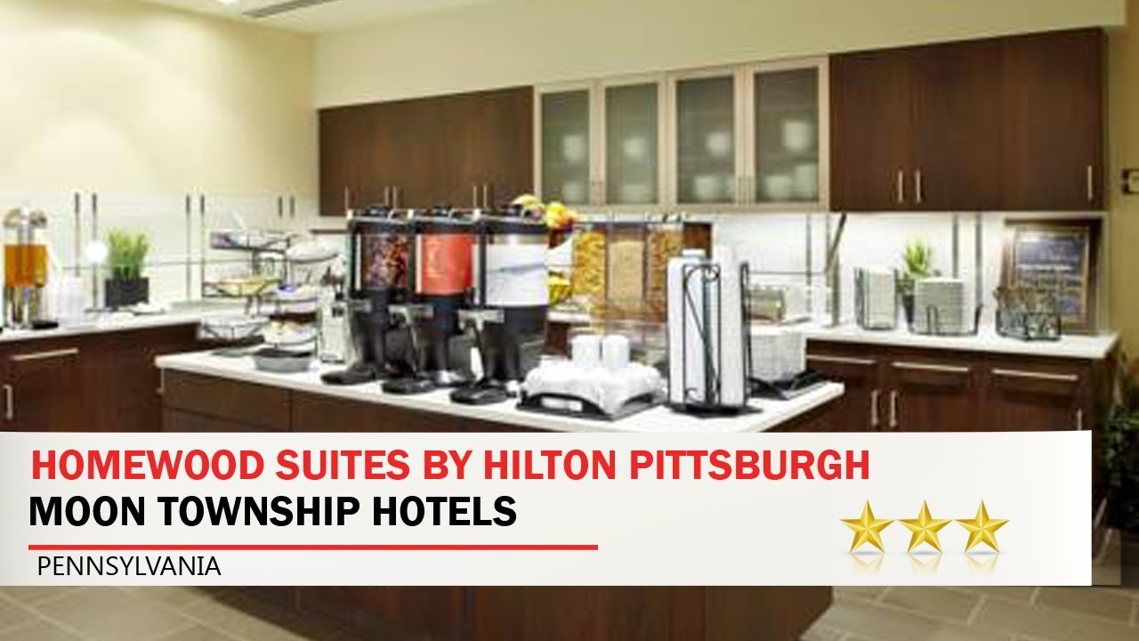Homewood Suites By Hilton Pittsburgh Airport Robinson Mall Area Moon Township Hotels Pennsylvania
