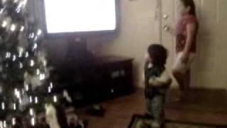 Karaoke I want a hippopotamus for xmas
