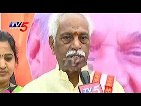 Bandaru Dattatreya Face To Face Interview | Atal Bihari Vajpayee Birthday Celebrations | TV5 News