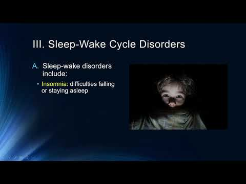 CP Lecture #7 Disorders of Early Childhood Feeding and Sleep Disorders