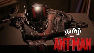 Scott Lang Steals Ant-Man Suit Scene - தமிழ் - HD 1080p