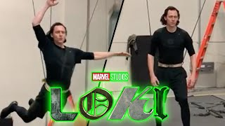 FIRST LOKI TEASER SET VIDEO! MAIN VILLAIN Possibly Revealed And PLOT LEAK