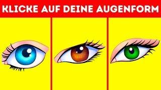 Die Farbe deiner Augen Offenbart Die Haupteigenschaft Deiner Persönlichkeit