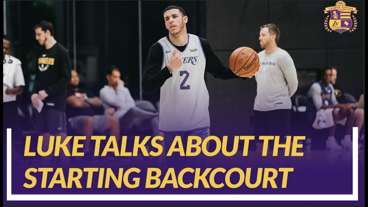 lakers-nation-interview-luke-talks-about-the-backcourt-and-how-he-decides-on-who-will-start