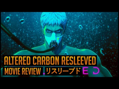 Altered Carbon Resleeved Review Youtube