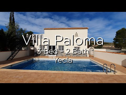 Spacious Detatched Villa Aerial View - Murcia - 175,000€