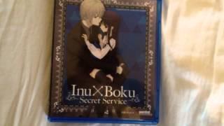 Inu X Boku SS Blu-ray UNBOXING