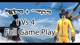 Solo Vs Squad | Rules of Survival Esp 08 | Epic Game Mobile Online