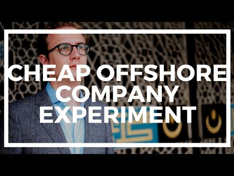 I Set up a Cheap Offshore Company Online. Here's What Happen