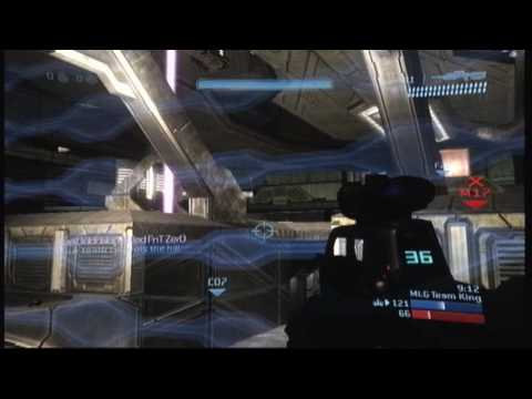 Halo 3 Girl Gamer - Victoria is Pro MLG