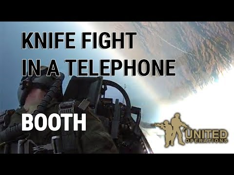 Falcon 4 BMS 1989 Knife Fight in a Telephone Booth
