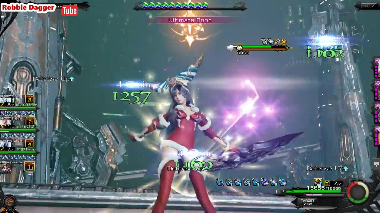 mobius final fantasy 5 star lightning multiplayer easy clears