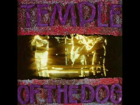 Temple of the dog  All night thing