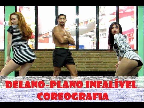 Delano - Plano Infalível- Coreografia