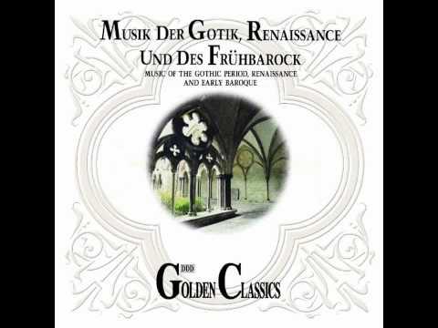 Música del Periodo Gótico, Renacimiento y Barroco Temprano
