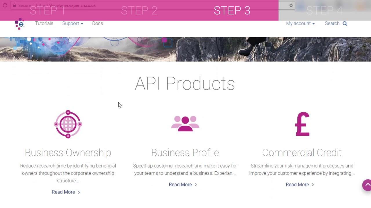 Api Developer Portal How To Make A Sandbox Api Call Youtube