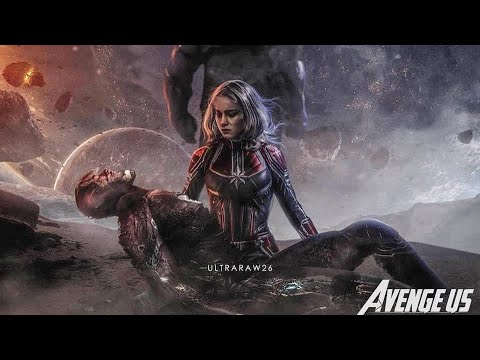 AVENGERS 4 (2019) 'Avengers end game' MCU tribute trailer [FAN MADE]