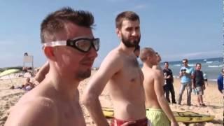Pływanie z Polskimi Siatkarzami