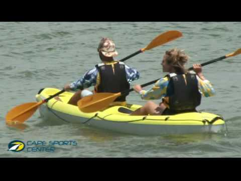 Kite-, Windsurfing in Langebaan with Cape Sports Center