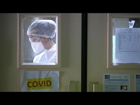 Covid-19 en France: 389 morts en 24 h, le nombre de cas graves continue de reculer