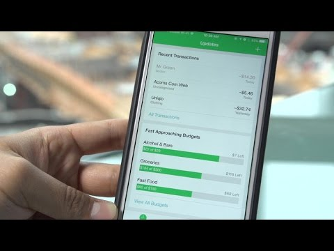 Tech Minute - 3 apps to help you stay on budget