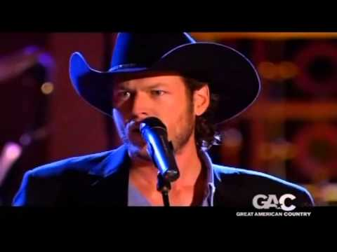 "Blake Shelton ~  ""The Gambler"""