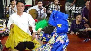 Chầu Lục Cung Nương và Chầu Bé Bắc Lệ | Pháp sư đồng thầy Đặng Thị Lộc Loan giá tại Đền Hạ Tam Cờ