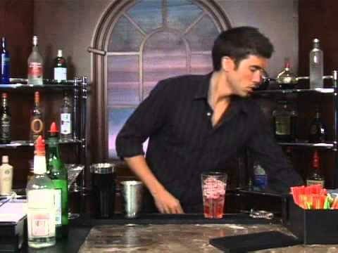 How To Make The Strawberry Martini Mixed Drink
