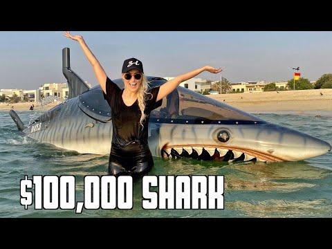 Underwater Shark Jet Ski   Seabreacher