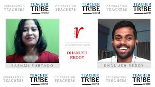#Inconversationwith Mr. Dhanush Reddy