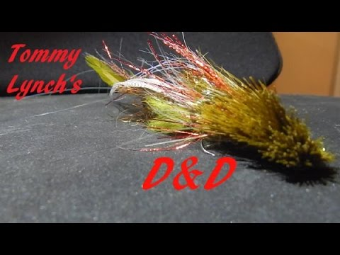 Fly Tying - Tommy Lynch's Drunk & Disorderly