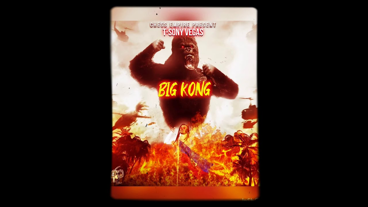 BIG KONG 🦍 by SONY VEGAS official music M3p ( 01/21)