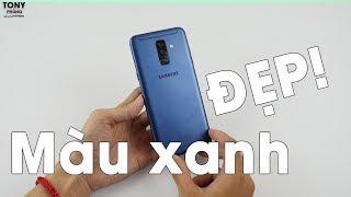 Samsung Galaxy A6+ có những gì? Hmm!