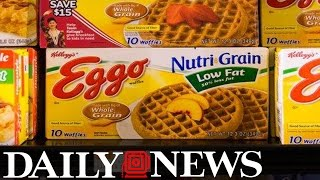 Eggo Waffles Recalled Due To Health Risks