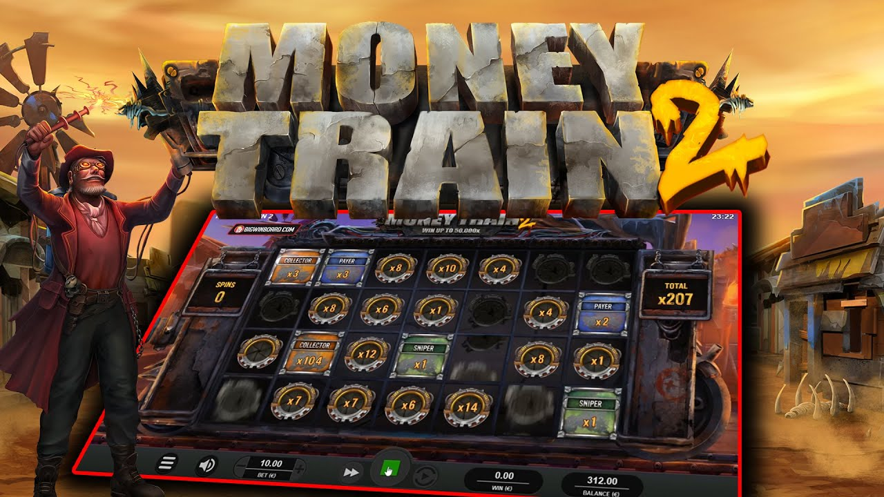 Money train 2 slot release date