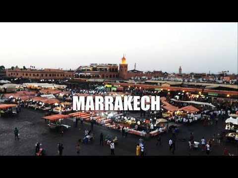 Julie's Travel Series - Backpacking Through Morocco - Marrakech