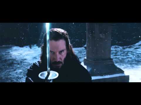 47 Ronin Trailer - Not Afraid
