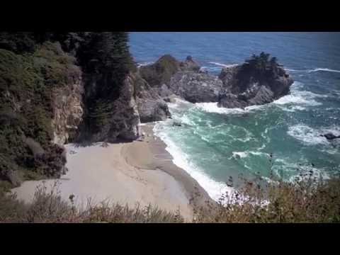 Walking in the Extreme Landscape of Big Sur