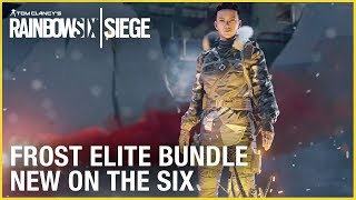 Rainbow Six Siege: Elite Frost Bundle  - New on the Six | Ubisoft [NA]