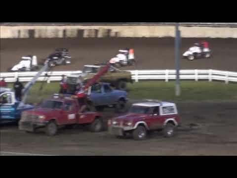 Skagit Speedway Week 3 Focus Midgets